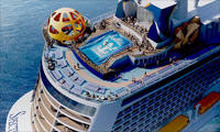 Spectrum Of The Seas Cruise Ship Information