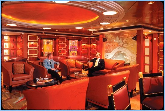 Adventure of the Seas Connoisseurs Club