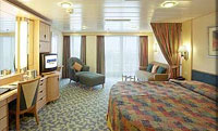 Junior Suite w/ Balcony