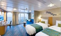 Family Stateroom with Balcony