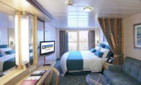 Deluxe Oceanview Stateroom with Balcony